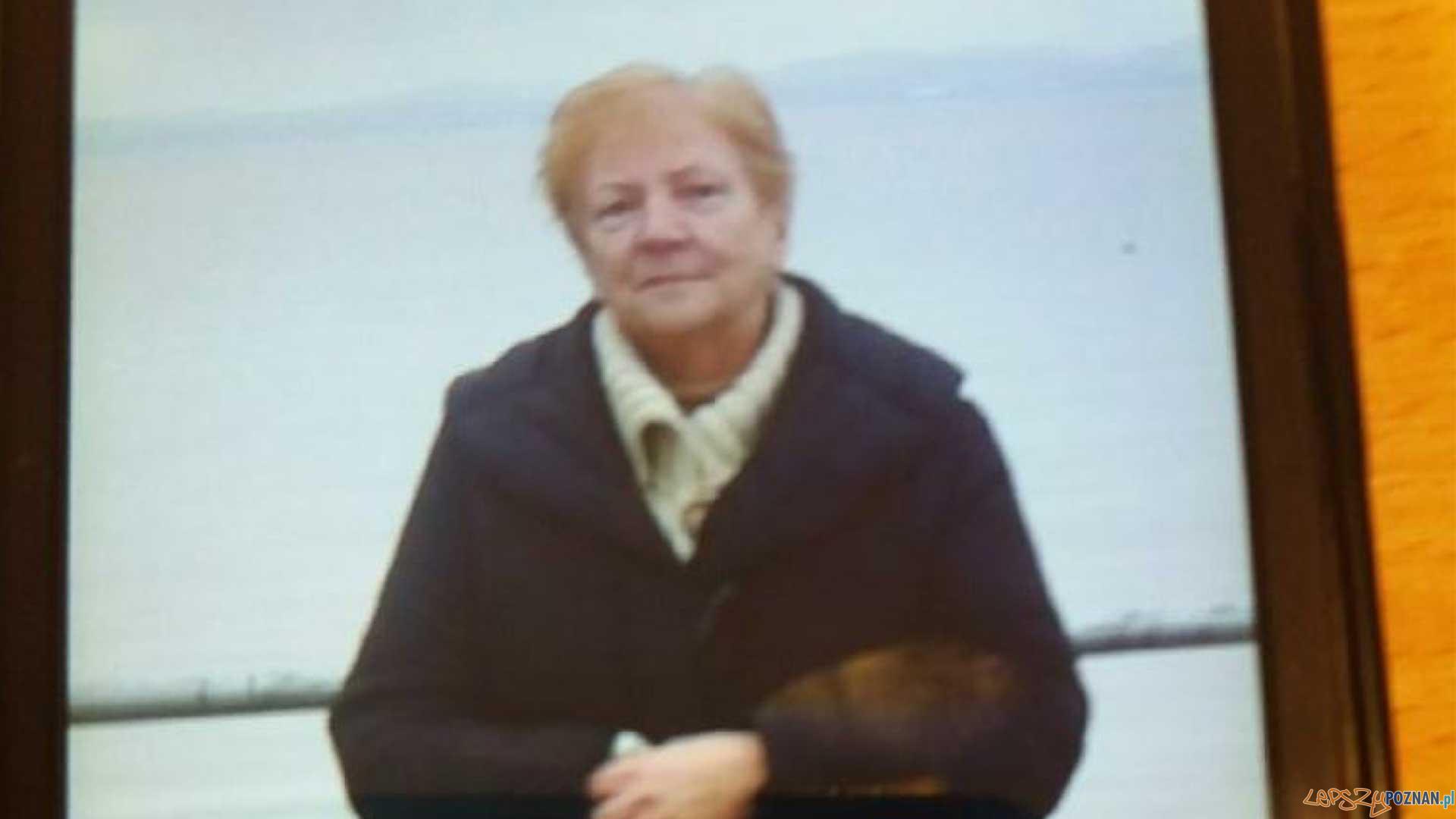 Zaginiona Adrianna Chwiałkowska  Foto: KMP