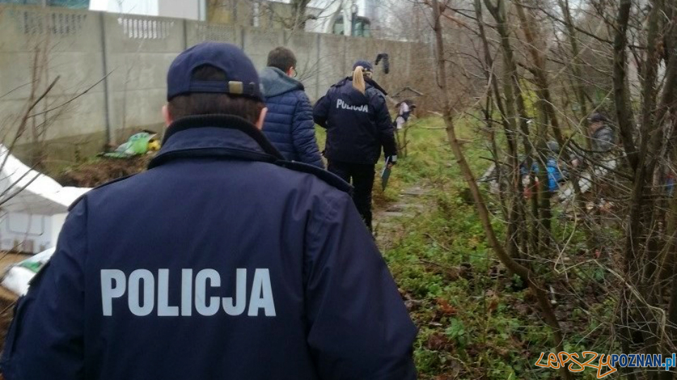 Z pomocą bezdomnym  Foto: KMP w Poznaniu