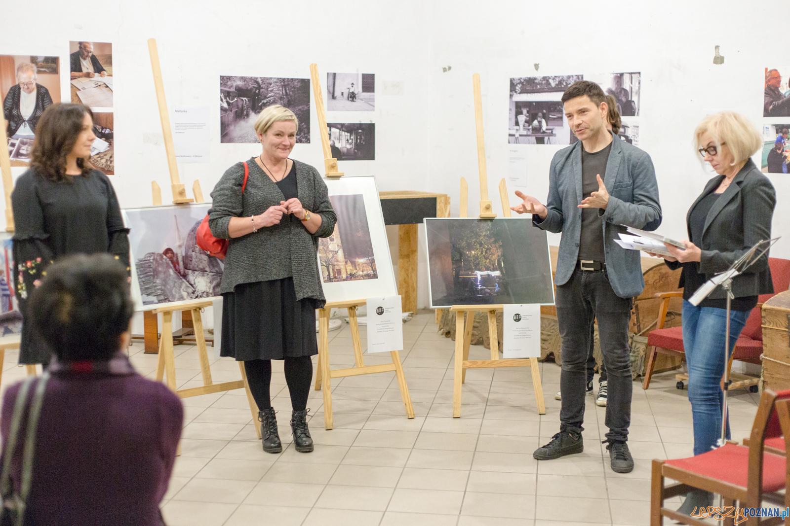 Imieniny Świętego Marcina - wernisaż wystawy  Foto: lepszyPOZNAN.pl/Piotr Rychter