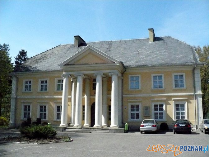 Dwór Władysława Reymonta w Kołaczkowie  Foto: wikipedia / cc
