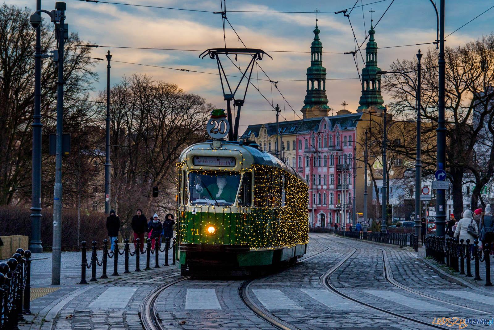 Swiąteczna bimba  Foto: lepszyPOZNAN.pl / Ewelina Jaskowiak