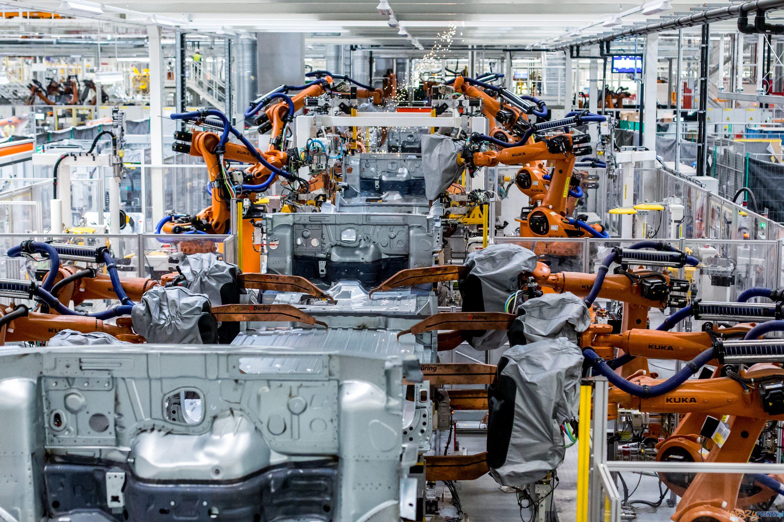 Factory VW Wrzesnia 7  Foto: Adam Ciereszko