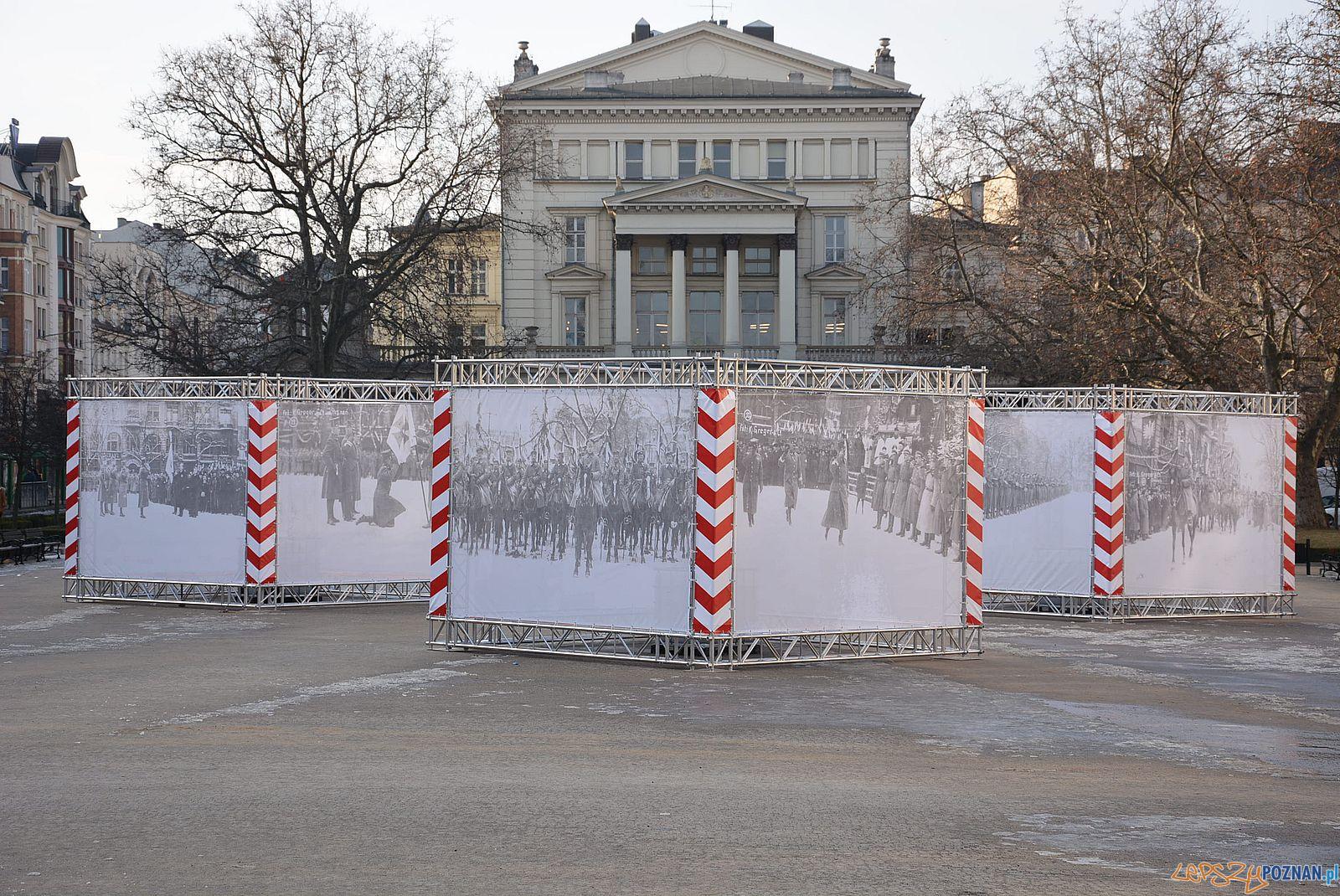 Wystawa na Placu Wolności  Foto: materiały prasowe