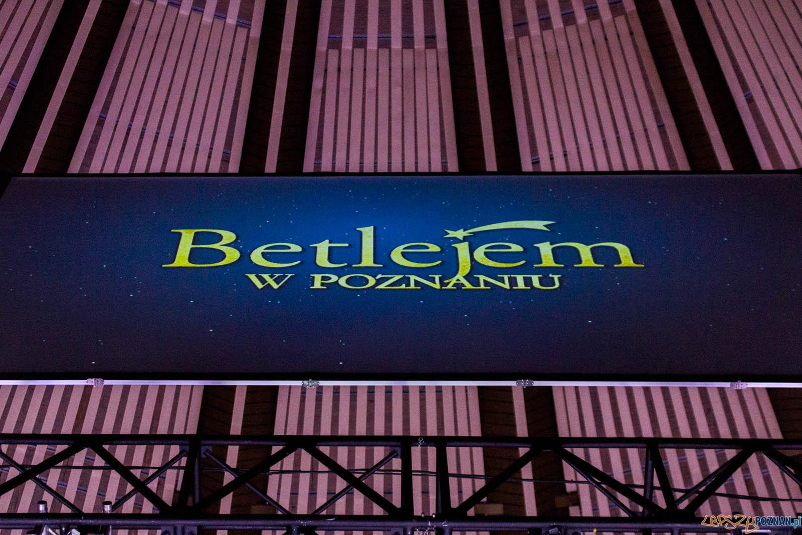 Betlejem w Poznaniu  Foto: lepszyPOZNAN.pl / Ewelina Jaskowiak