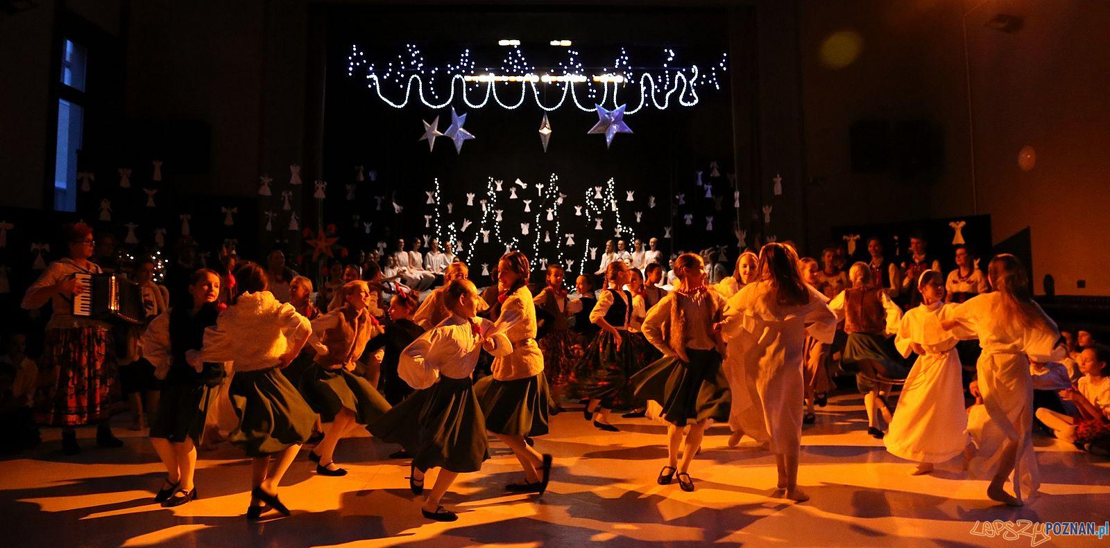 Jasełka Szkoły Baletowej  Foto: Robert Frąckowiak / materiały prasowe