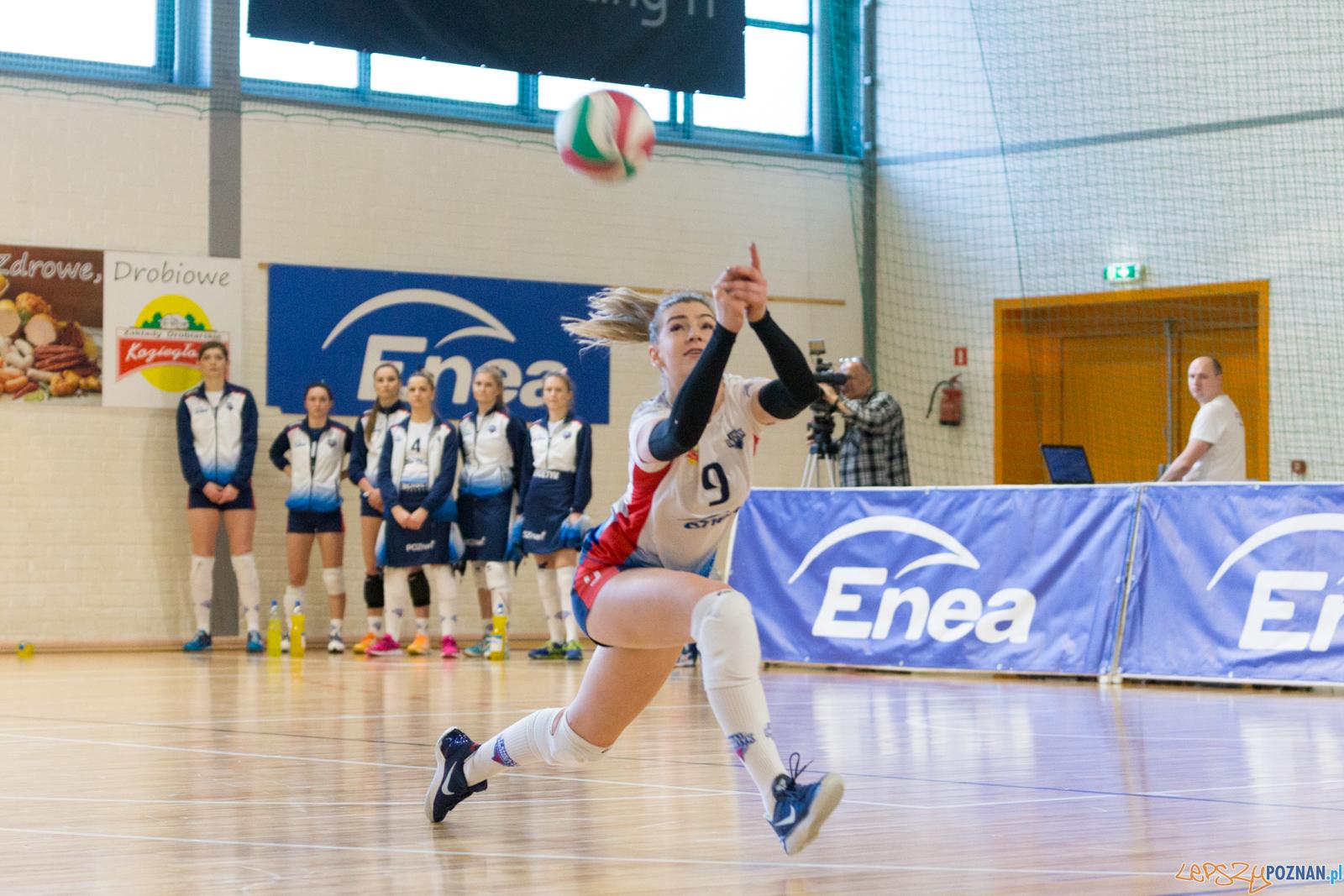 Enea Energetyk Poznań - Wisła Warszawa  Foto: lepszyPOZNAN.pl/Piotr Rychter