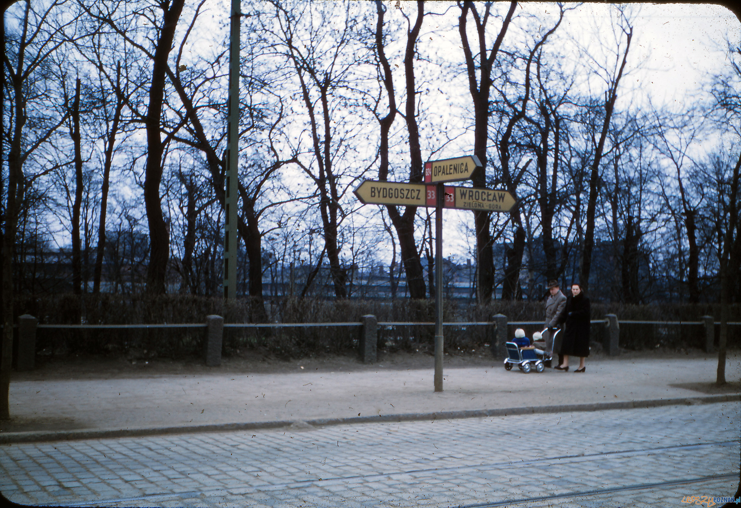 Roosevelta - koniec lat 50-tych  Foto: Mogens Tørsleff, kolekcja Gorma Rudschinata / Flickr / CC