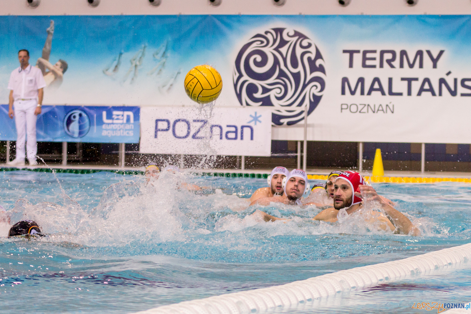 Mecz Polska - Niemcy - Eliminacje Mistrzostw Europy  Foto: lepszyPOZNAN.pl / Ewelina Jaskowiak