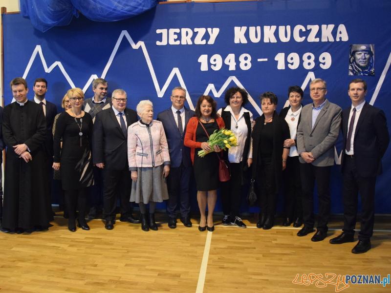 Cecylia Kukuczka w Poznaniu  Foto: Tomasz Woźniak