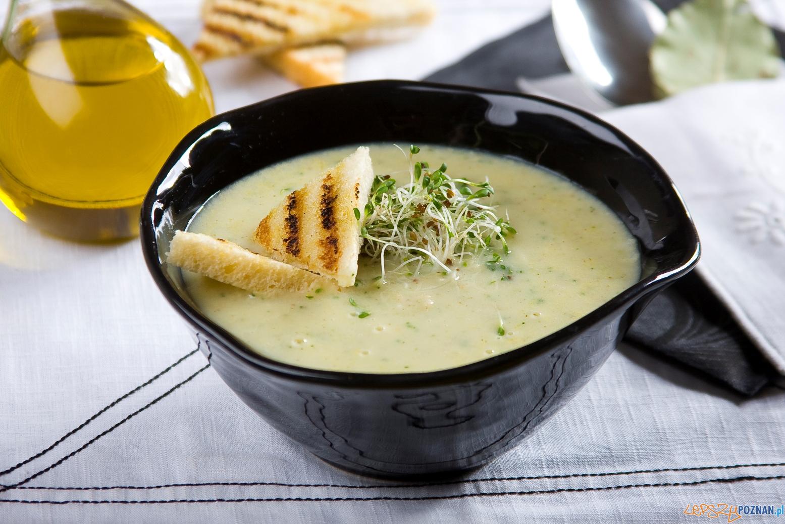 Zupa z rzezuchy  Foto: materiały prasowe Knorr