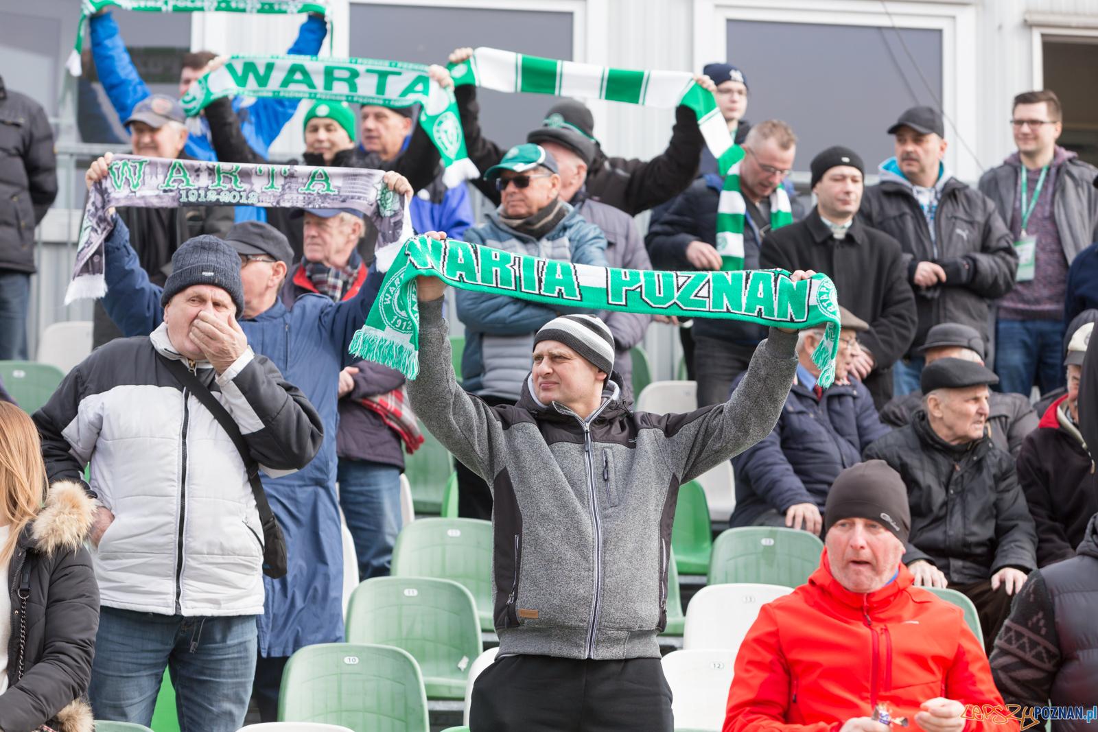 Warta Poznań - Gryf Wejherowo  Foto: lepszyPOZNAN.pl/Piotr Rychter