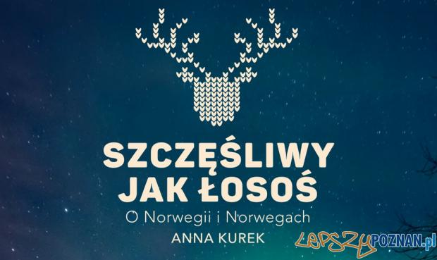 Szczęśliwy jak łosoś  Foto: materiały prasowe / Wydawnictwo Poznańskie