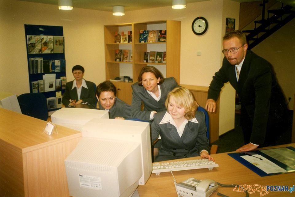Centrum Inicjatyw Miejskich CIM 2.03.1998  Foto: CIM / facebook
