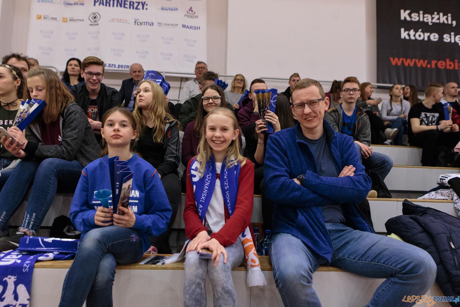 Enea AZS Poznań - TS Ostrovia Ostrów Wielkopolski 59:71 - Pozn  Foto: LepszyPOZNAN.pl / Paweł Rychter