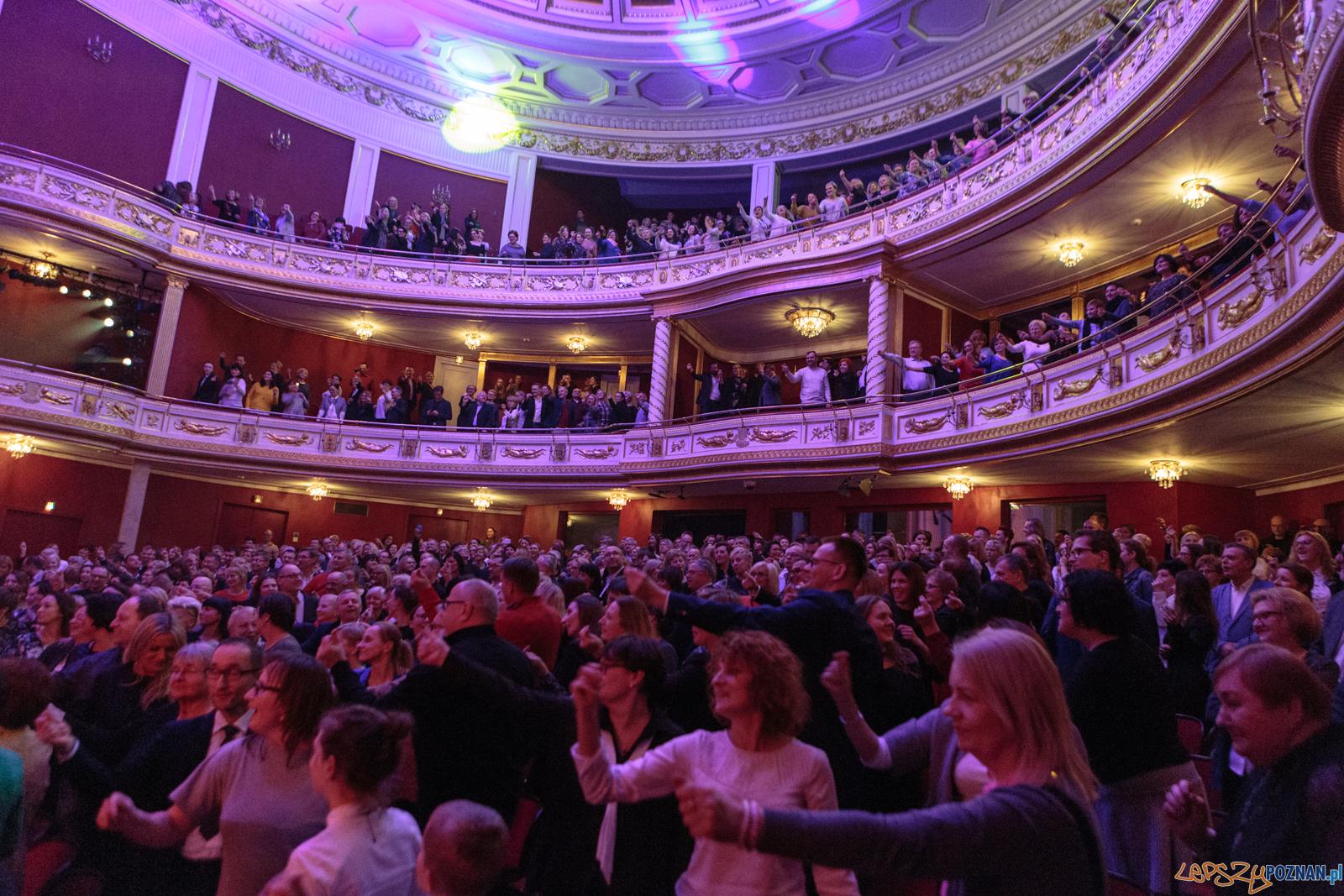 """Koncert """"Kobiety kobietom"""" w Teatrze Wielkim - Poznań 08.03.201  Foto: LepszyPOZNAN.pl / Paweł Rychter"""