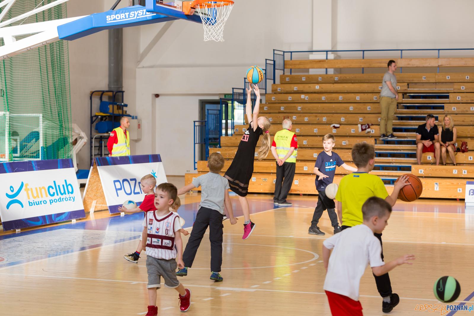 Biofarm Basket Poznań - Spójnia Stargard  Foto: lepszyPOZNAN.pl/Piotr Rychter