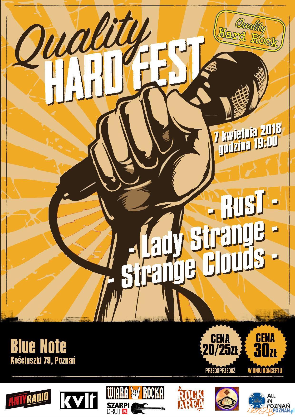 Quality Hard Fest vol. 1  Foto: materiały prasowe