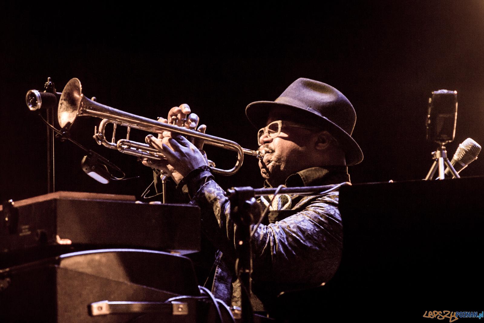 Era Jazzu Nicholas Payton  Foto: lepszyPOZNAN.pl / Ewelina Jaśkowiak