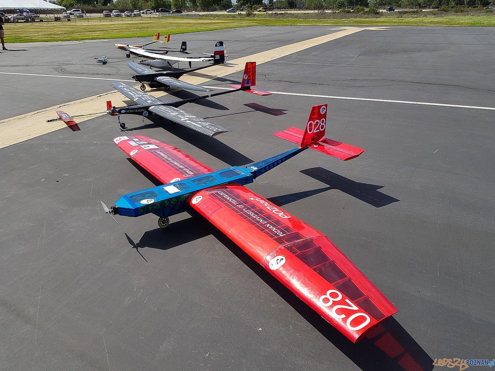 Aero Design - zlote medale studentów Politechniki (4)  Foto: materiały prasowe