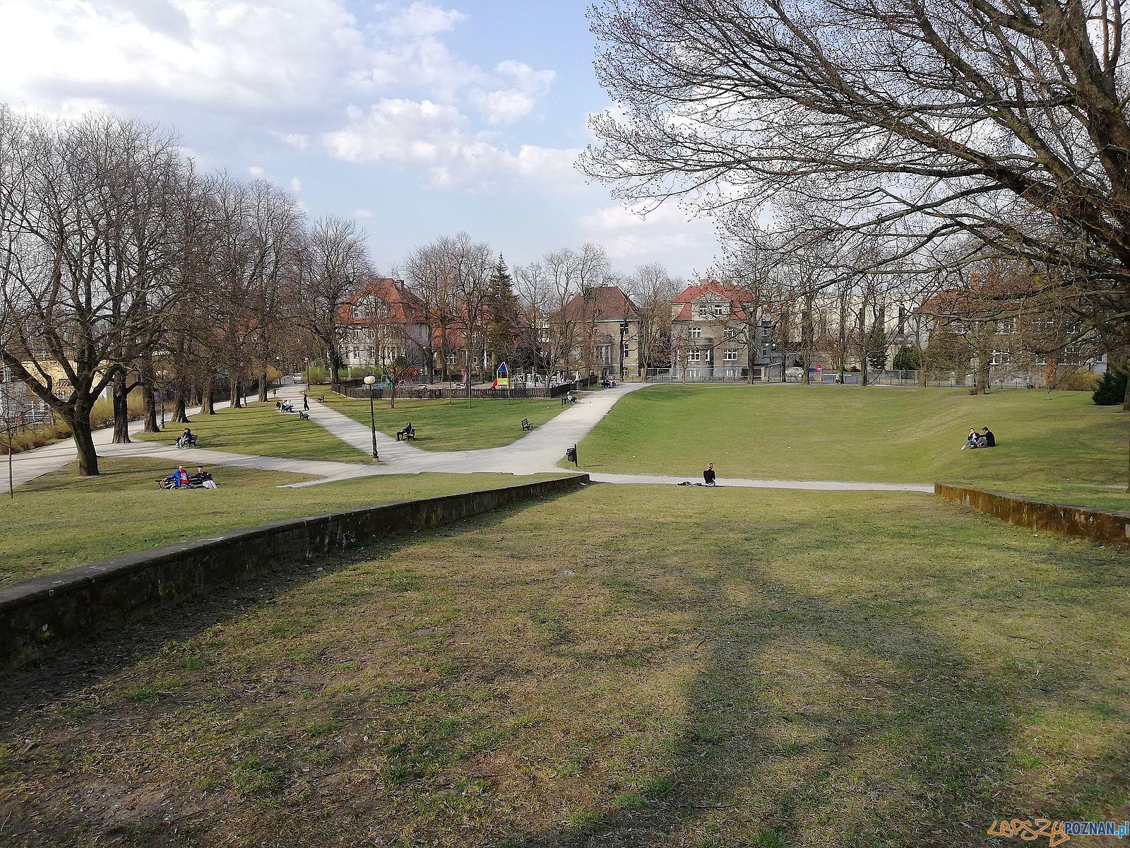 Park Wieniawskiego  Foto: T. Dworek / Rada Osiedla Stare Miasto