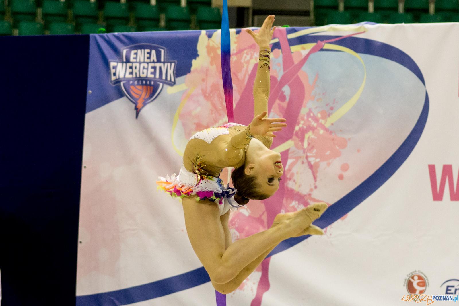 Mistrzostwa Polski Juniorek w Gimnastyce Artystycznej  Foto: lepszyPOZNAN.pl / Ewelina Jaśkowiak