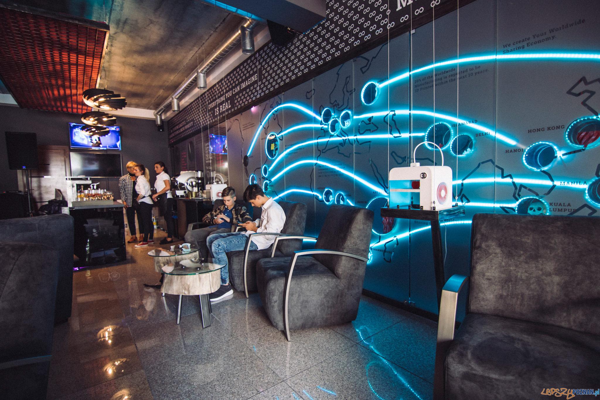 3D-Cafe-wnętrze  Foto: materiały prasowe