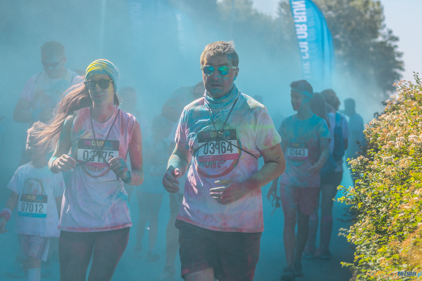 The Color Run 2018  Foto: lepszyPOZNAN.pl / Ewelina Jaśkowiak