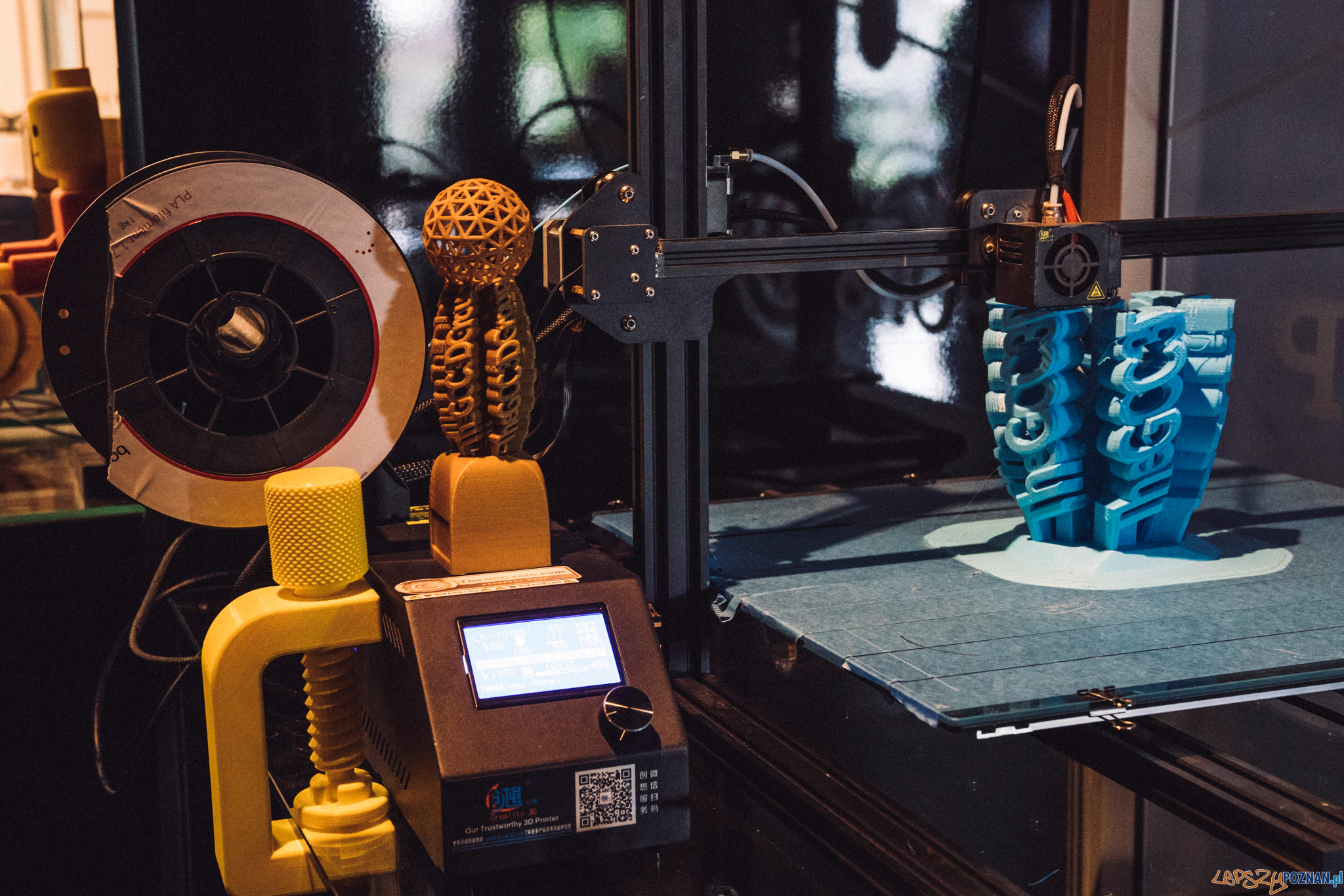 Proces-powstawania-wydruków-w-technologii-3D  Foto: materiały prasowe
