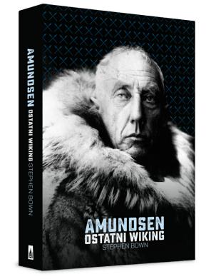 Amundsen - Ostatni Wiking  Foto: Wydawnictwo Poznańśkie