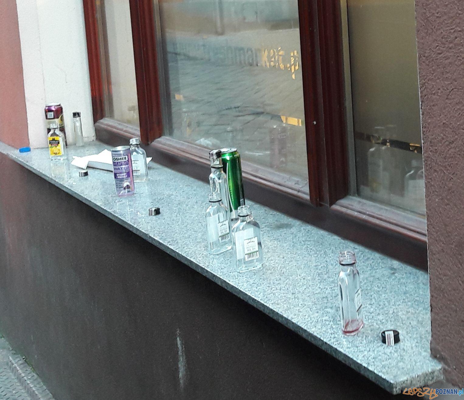 Alkohol na Starym Mieście  Foto: Rada Osiedla Stare Miasto