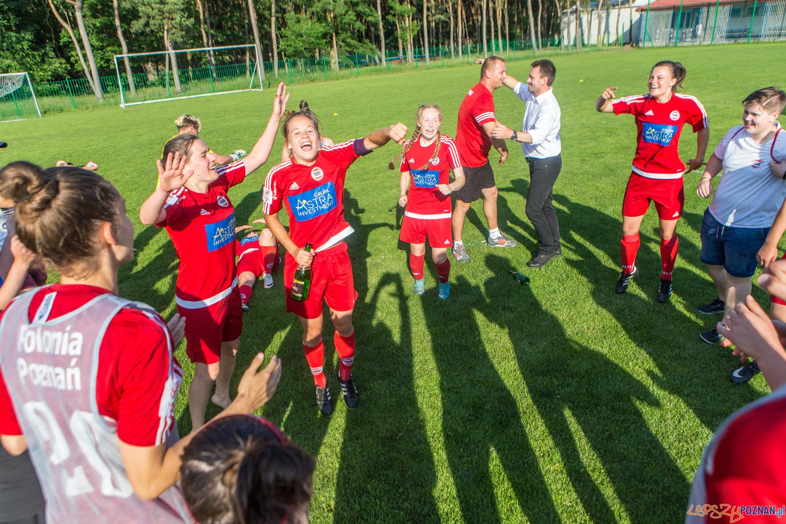 1 liga: Medyk II Poznań - Polonia Poznań 0:1 - Konin 27.05.201  Foto: LepszyPOZNAN.pl / Paweł Rychter