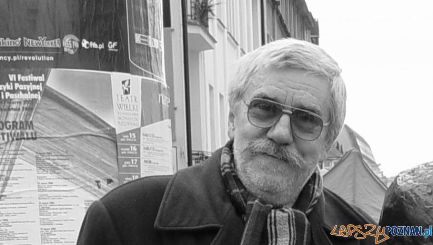Jacek Hałasik  Foto: Radio Poznań