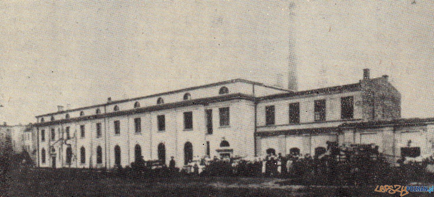 Goplana - ul. Wawrzynca 1922 r.  Foto: Kronika Miasta Poznania, nr 3/1970r. / wikipedia
