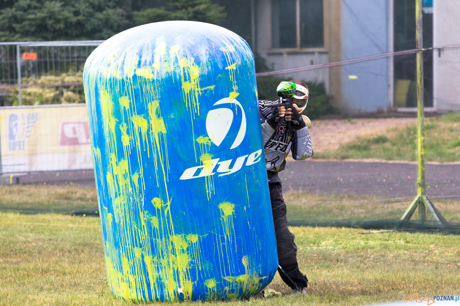 Poznan Paintball Weekend  Foto: lepszyPOZNAN.pl/Piotr Rychter