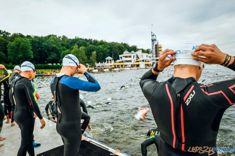 Triathlon  Foto: maratomania.pl / materiały prasowe