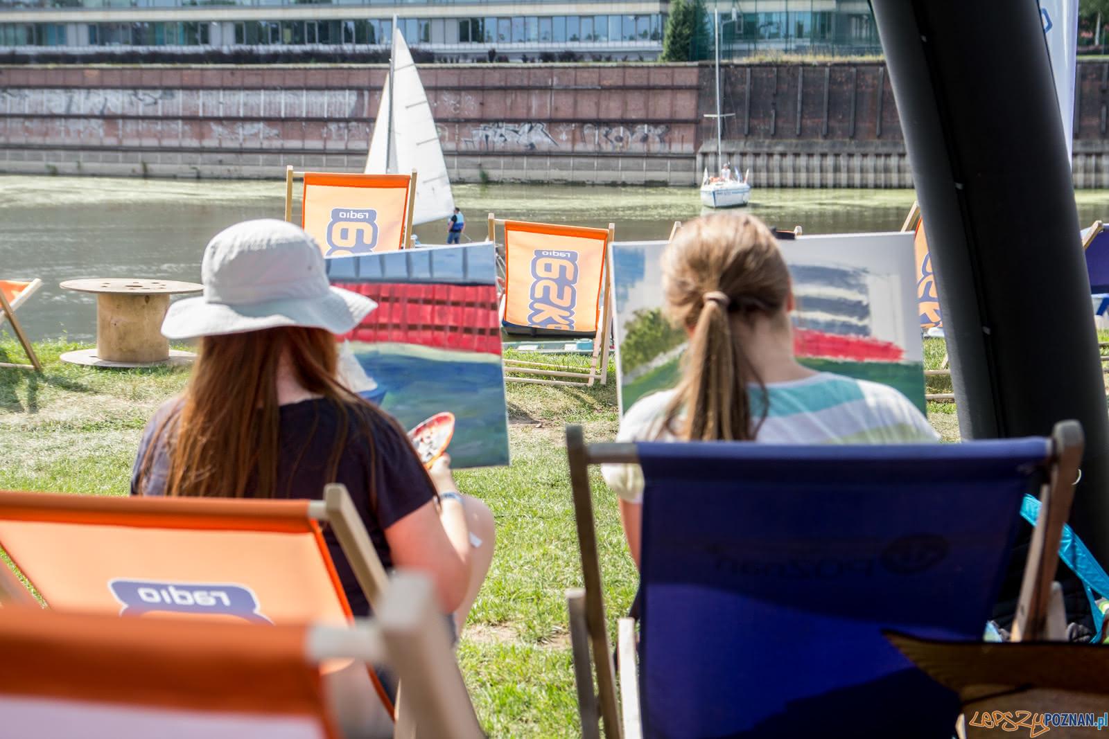 Regaty Zelglarskie Rzeczne Match Racing  Foto: lepszyPOZNAN.pl / Ewelina Jaśkowiak