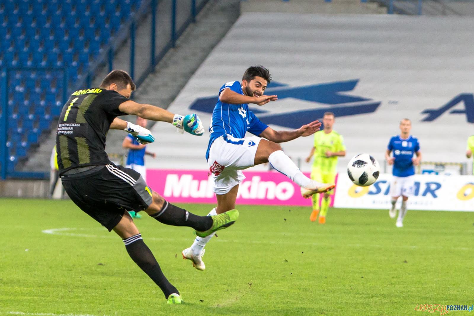 Lech Poznań - FC Shakhtyor Soligorsk (Joao pedro Reis Amaral, A  Foto: lepszyPOZNAN.pl/Piotr Rychter