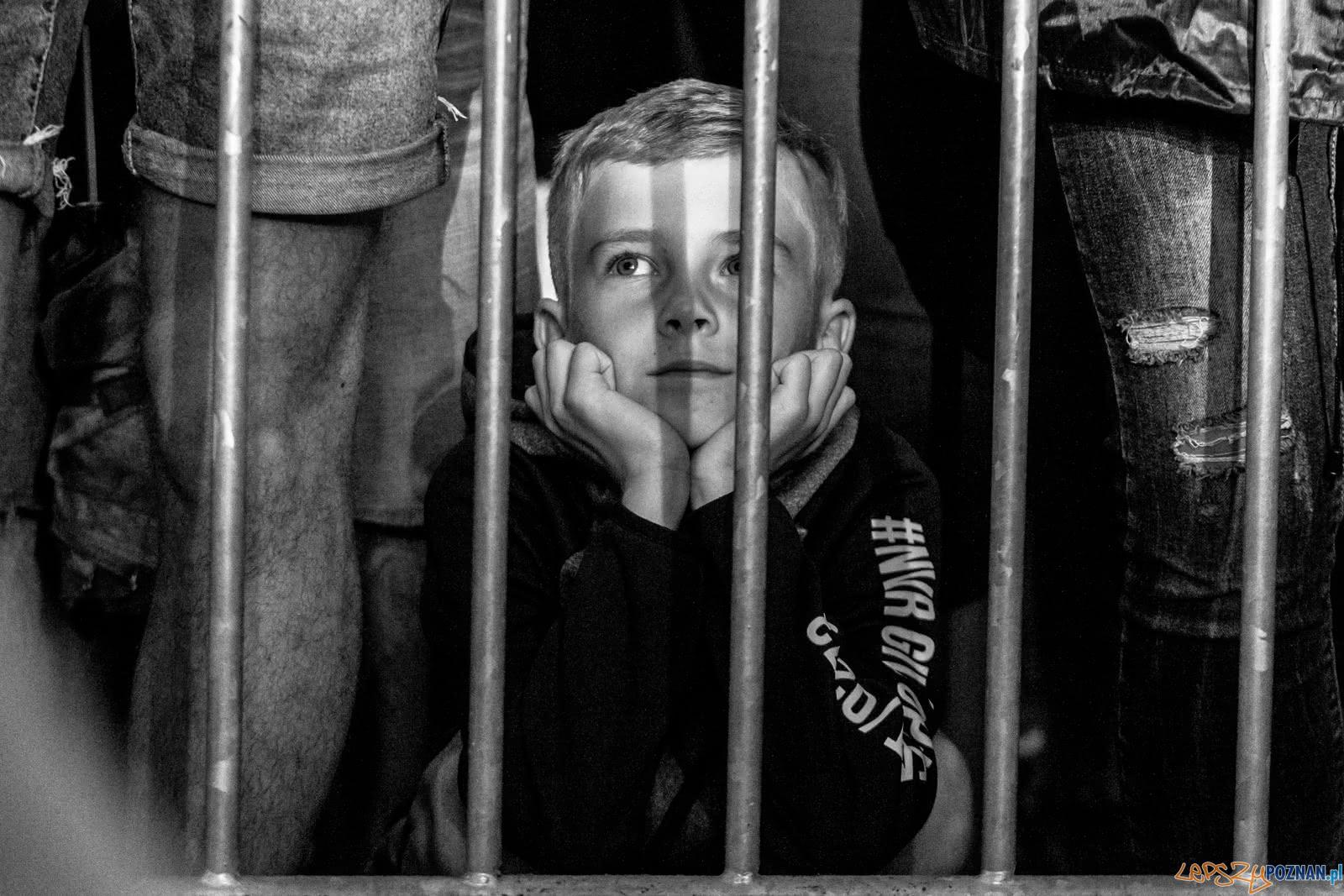 Fisz Emade #Nafalach  Foto: lepszyPOZNAN.pl / Ewelina Jaśkowiak
