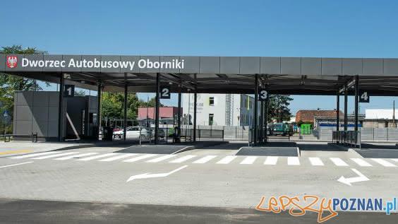 Nowy dworzec autobusowy  Foto: UM Oborniki