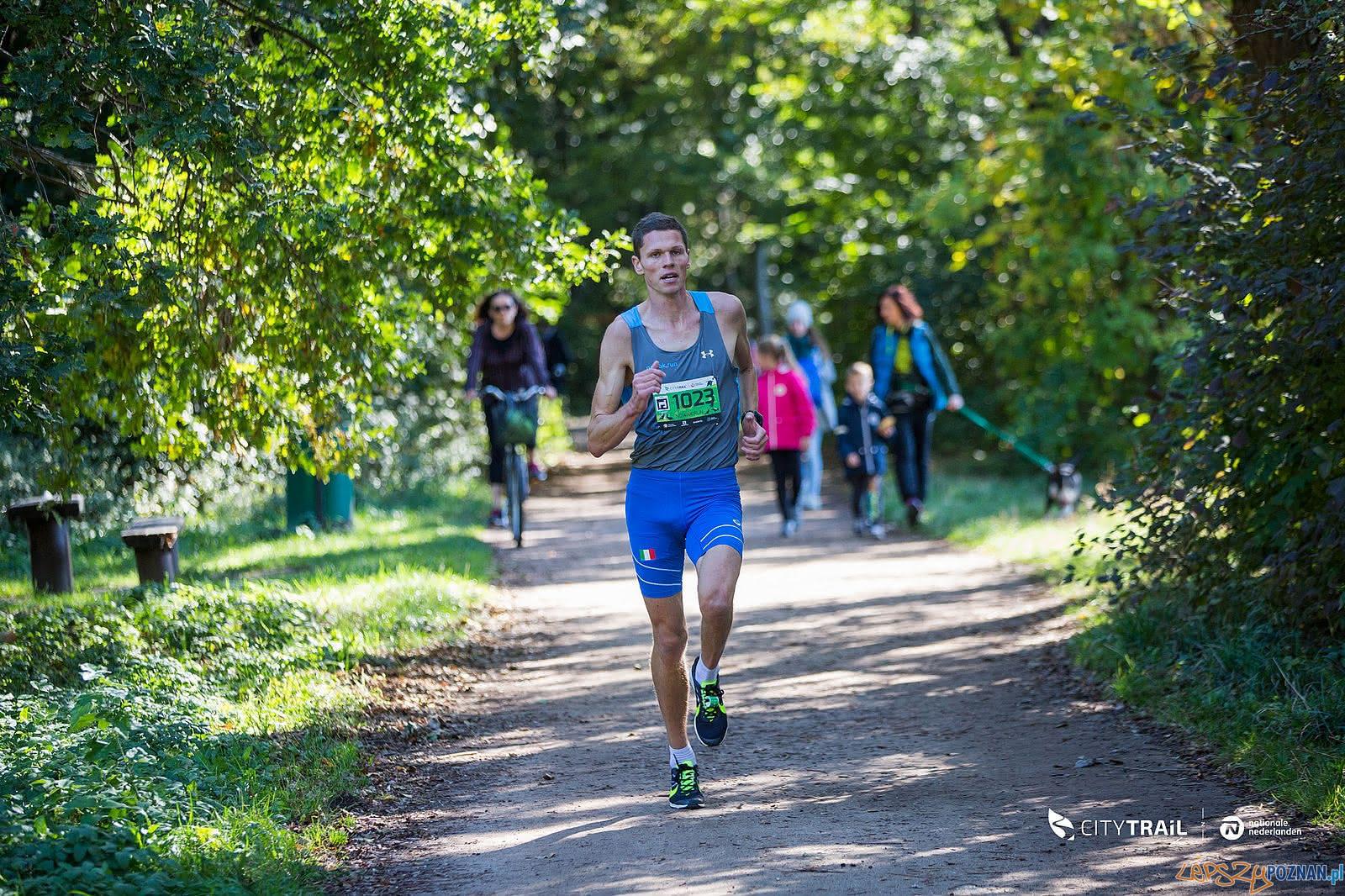 CITY TRAIL - bieganie nad Rusałką  Foto: materiały prasowe