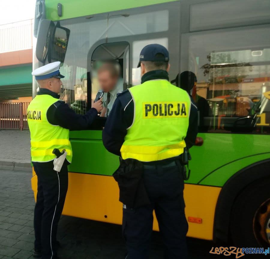 Bimby pod policyjnym nadzorem  Foto: KMP POZNAŃ