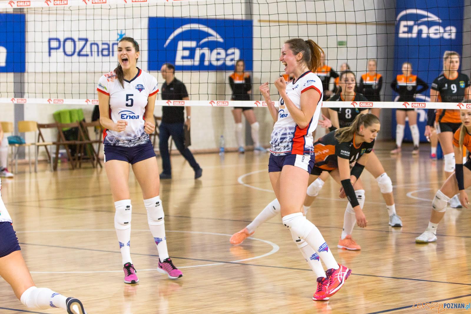 Enea Energetyk Poznań - Uni Opole  Foto: lepszyPOZNAN.pl/Piotr Rychter