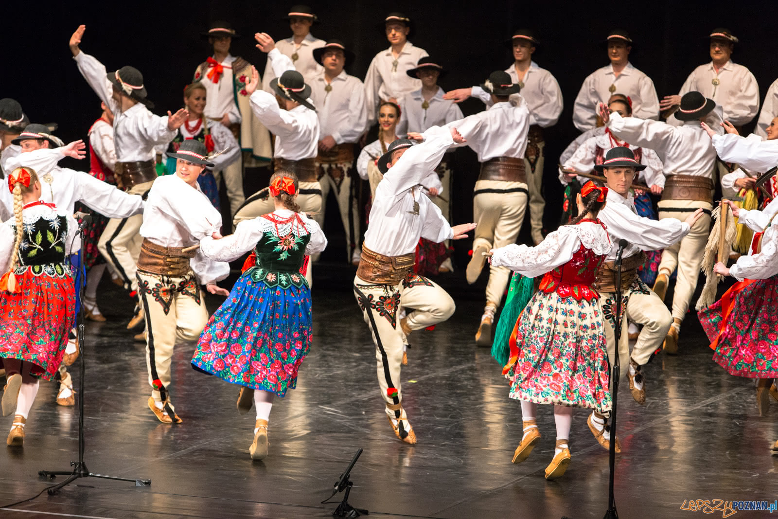 Jubileuszowa Gala Zespołu ŚLĄSK w Teatrze Wielkim - Poznań 1  Foto: LepszyPOZNAN.pl / Paweł Rychter