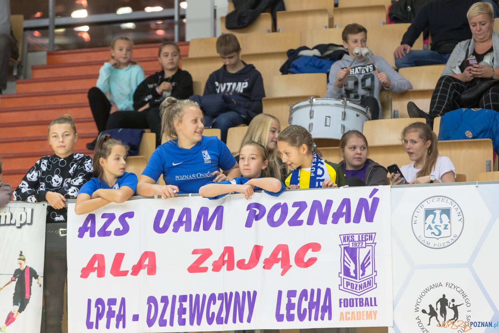 AZS UAM Poznań - AZS Uniwersytet Warszawski  Foto: lepszyPOZNAN.pl/Piotr Rychter
