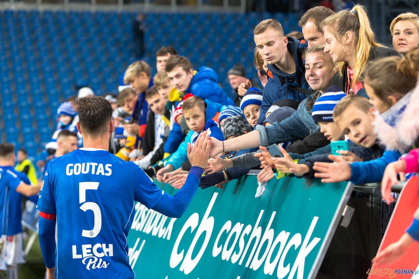 Lech Poznań - Lechia Gdańsk  Foto: lepszyPOZNAN.pl/Piotr Rychter