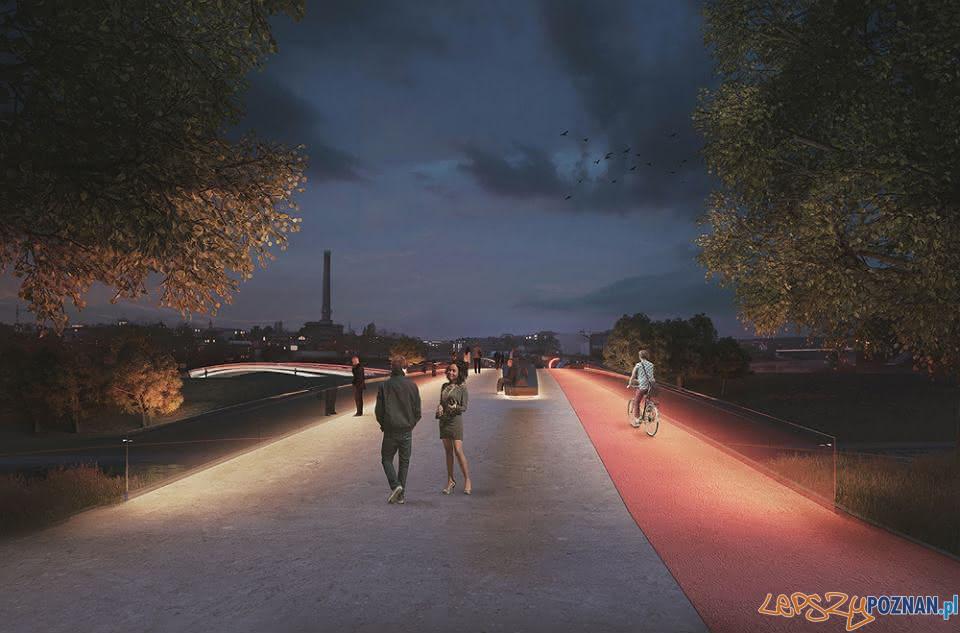 Zwycięski projekt, który powstał w zespole autorskim pod przewodnictwem ARPA Architektoniczna Pracownia Jerzego Gurawskiego  Foto: