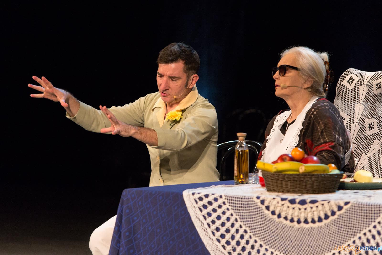 Przybora na 102, czyli Magda Umer i Mumio w Teatrze Wielkim - Poznań 26.11.2018 r.  Foto: LepszyPOZNAN.pl / Paweł Rychter