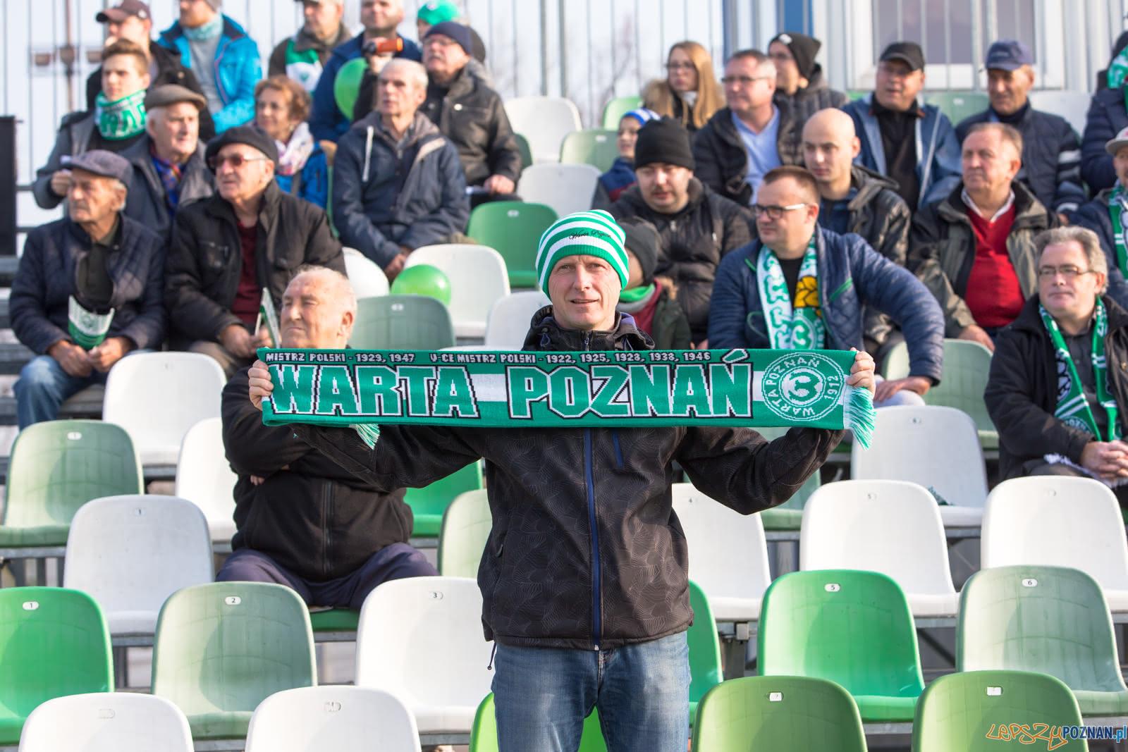 Warta Poznań - Stomil Olsztyn  Foto: lepszyPOZNAN.pl/Piotr Rychter