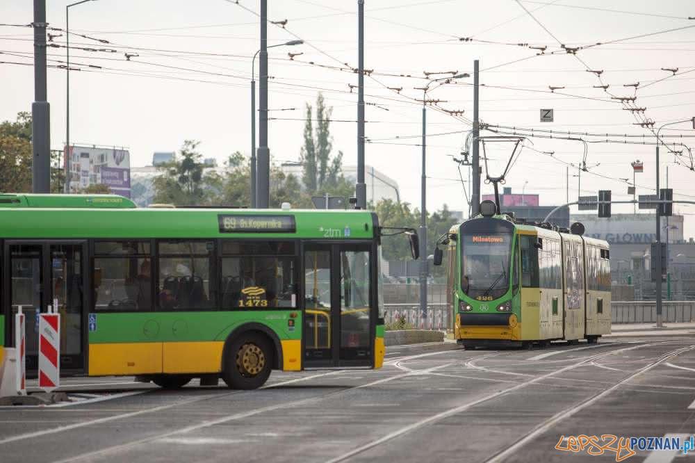 Autobus-linii-63-przy-Kaponierze  Foto: ZTM