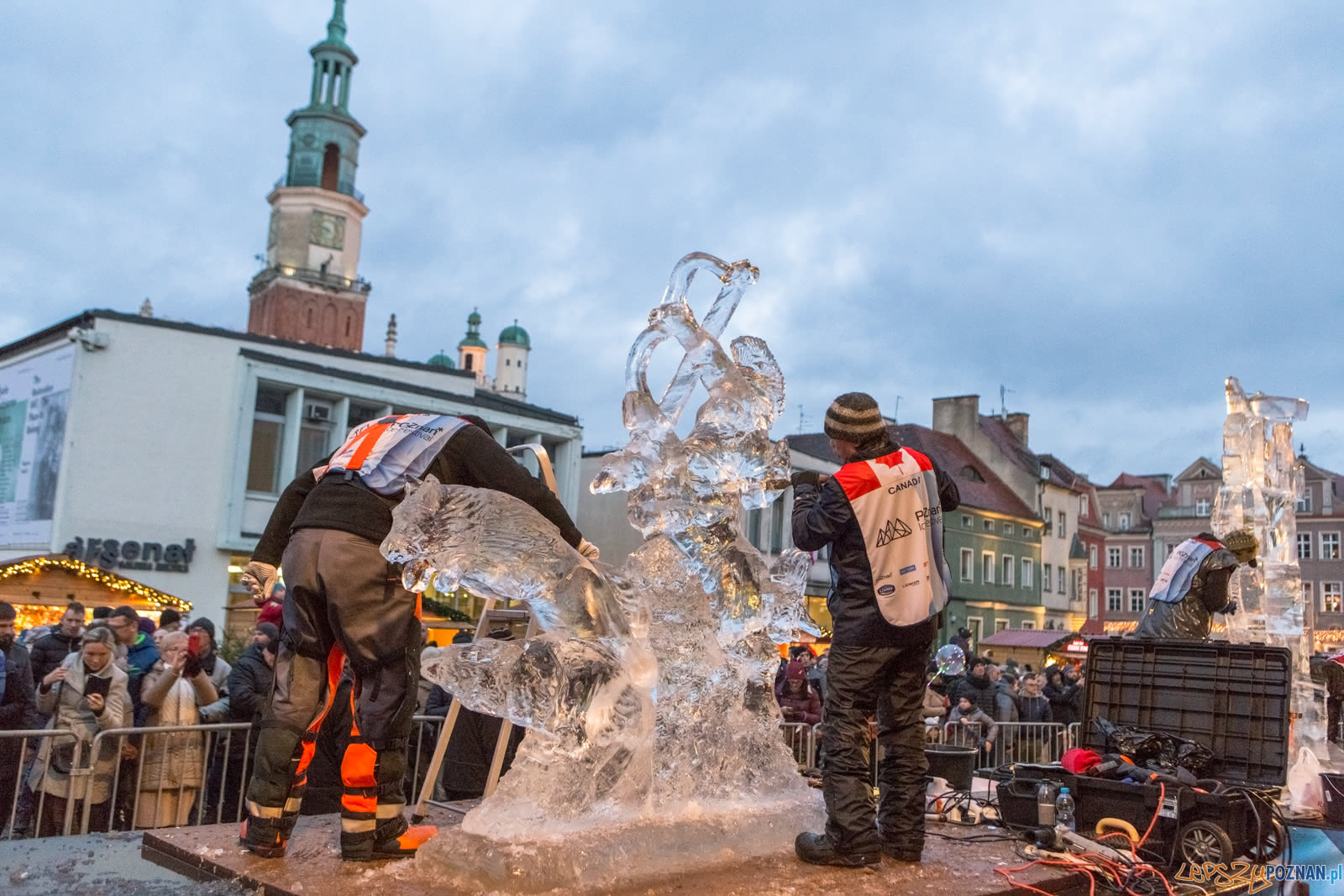 Poznan Ice Festival 2018 - konkurs główny - Poznań 09.12.2018  Foto: LepszyPOZNAN.pl / Paweł Rychter